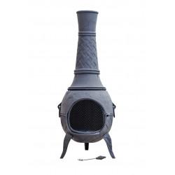 RedFire HODOR venkovní ohniště (topeniště) s grilem