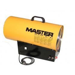 Master BLP 33M - Plynové topidlo s ventilátorem 18 - 33 kW