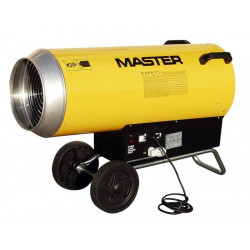 Master BLP 103ET - Plynové topidlo s ventilátorem 57 - 103 kW
