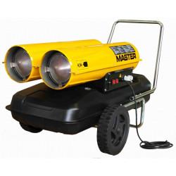 B300CED - Mobilní naftové topidlo s přímým spalováním o výkonu až 88 kW