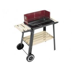 Landmann GrillChef Wagon BBQ gril na dřevěné uhlí 0566