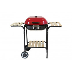 Landmann GrillChef Wagon BBQ gril na dřevěné uhlí 46 cm 0518
