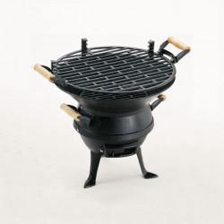 Landmann GrillChef BBQ CLASSIC kotlový gril na dřevěné uhlí 36 cm 0630