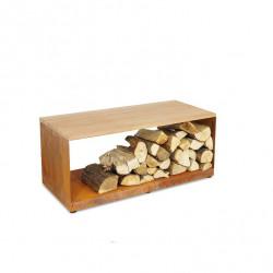 OFYR STORAGE BENCH lavice s dřevníkem