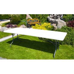 Zahradní skládací stůl 240cm