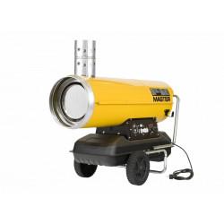 BV100E - Mobilní naftové topidlo s nepřímým spalováním o výkonu 20 kW