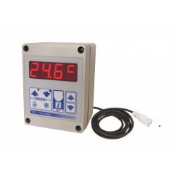 Pokojový digitální termostat MASTER THD / 5m