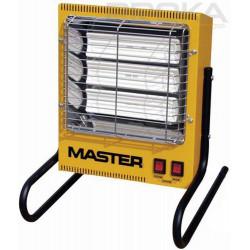 MASTER TS3A elektrické infračervené topidlo