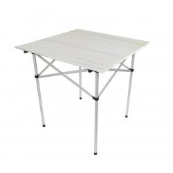Skládací hliníkový stolek 70 cm