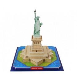 3D Puzzle Socha Svobody 27 cm