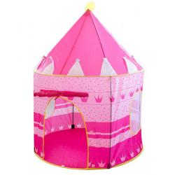 Dětský stan HRAD, růžový