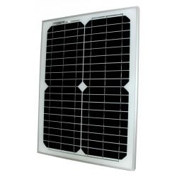 Solární panel M 20W monokrystal