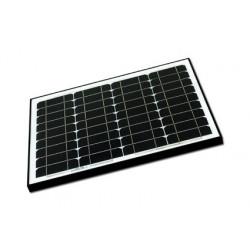 Solární panel M 30W monokrystal