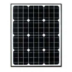 Solární panel M 50W monokrystal