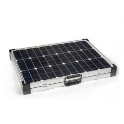 Kufříkový solární panel MZ 2x50W monokrystal