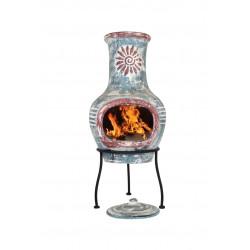 RedFire COLIMA hliněné venkovní ohniště (topeniště)