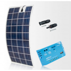 Solární panel set flex 150W