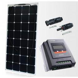 Solární panel set flex 110W s MPPT regulátorem