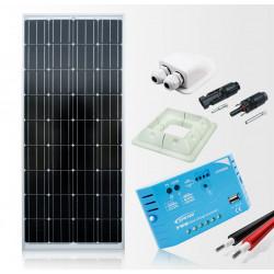 Solární panel pro obytná auta a karavany 168W
