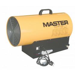 Master BLP 33ET - Plynové topidlo s ventilátorem 18 - 33 kW-VYSTAVENÝ KUS