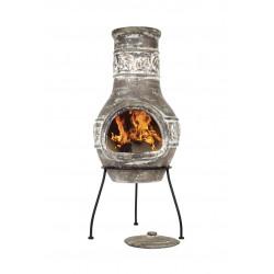 RedFire ACAPULCO hliněné venkovní ohniště (topeniště)