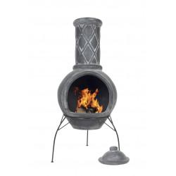 RedFire CARLOS hliněné venkovní ohniště (topeniště)