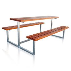 """""""Pivní set"""" skládací lavice se stolem 150cm"""