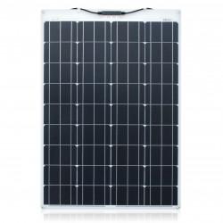 Solární panel flexi  100W monokrystal