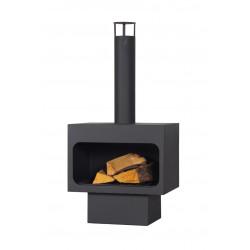 RedFire JERSEY XL moderní venkovní ohniště (topeniště)